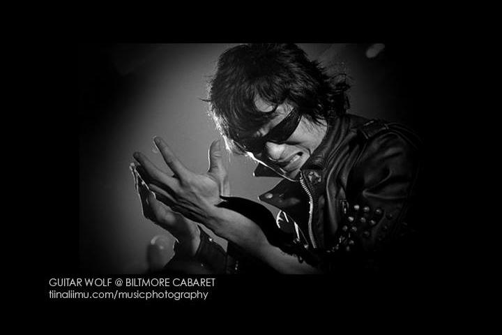GUITARWOLF; BILTMORE CABARET; VANCOUVER; tiina liimu music photography