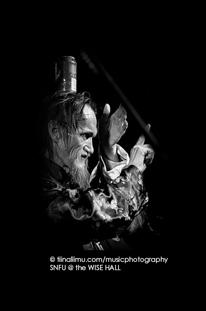 SNFU at the WISE HALL - Vancouver - tiina liimu music photography