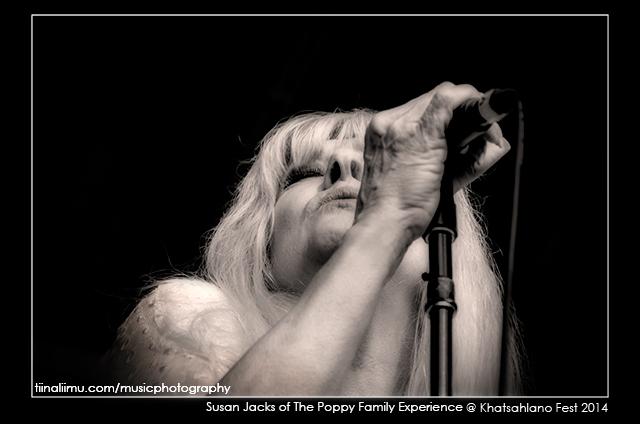 Susan Jacks of The Poppy Family Experience - Khatsahlano Arts and Music Festival 2014 - tiina liimu music photography - Vancouver
