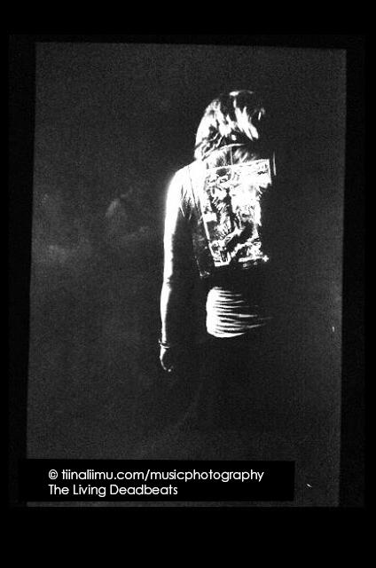 The Living Deadbeats; Vancouver; tiina liimu music photography