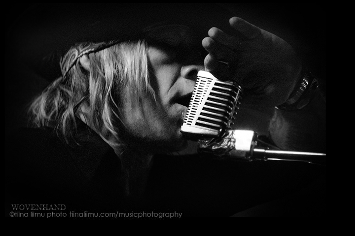 WOVENHAND; BILTMORE CABARET; VANCOUVER; tiina liimu music photography